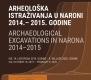 Izložba Arheološka istraživanja u Naroni 2014. i 2015.godine